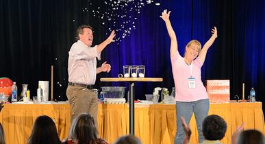 Funny Engaging Motivational Speaker | Steve Spangler