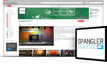 Spangler Science TV